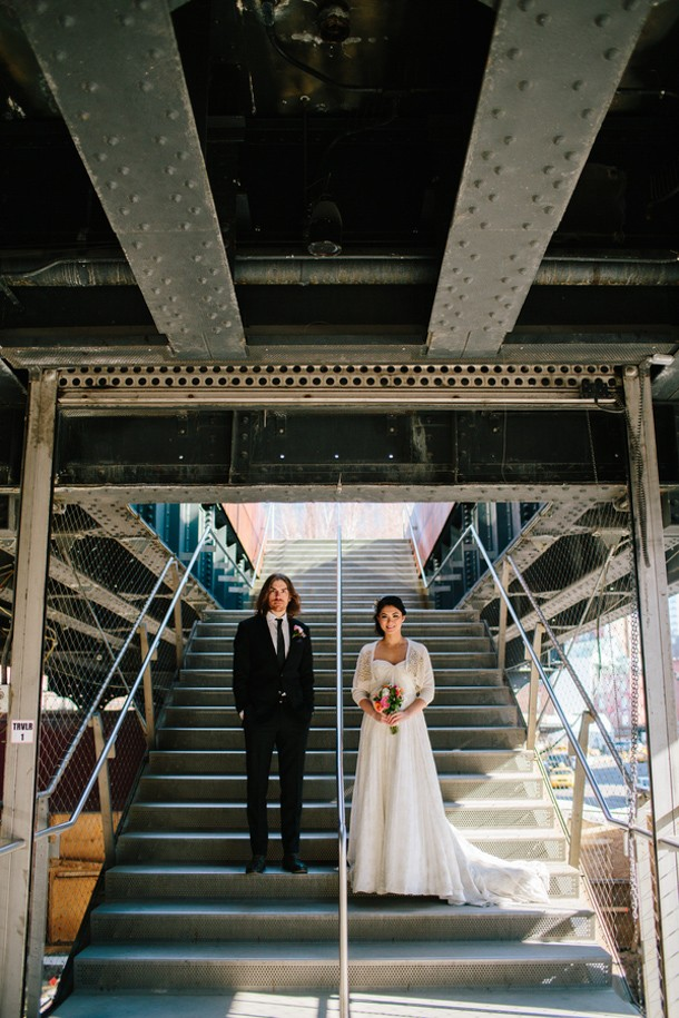Saadia & Seth - Dress by Ivy & Aster from Lovely Bride - Photos